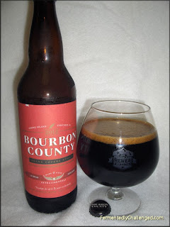 Goose Island Bourbon County Brand Coffee Stout 2012