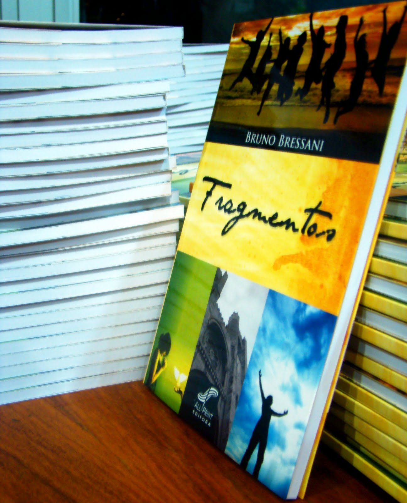 Livro Fragmentos