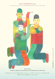3x3 International Illustration<br>Annual Winners Announced