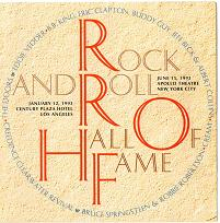 VARIOUS - Rock And Roll Hall Of Fame '93