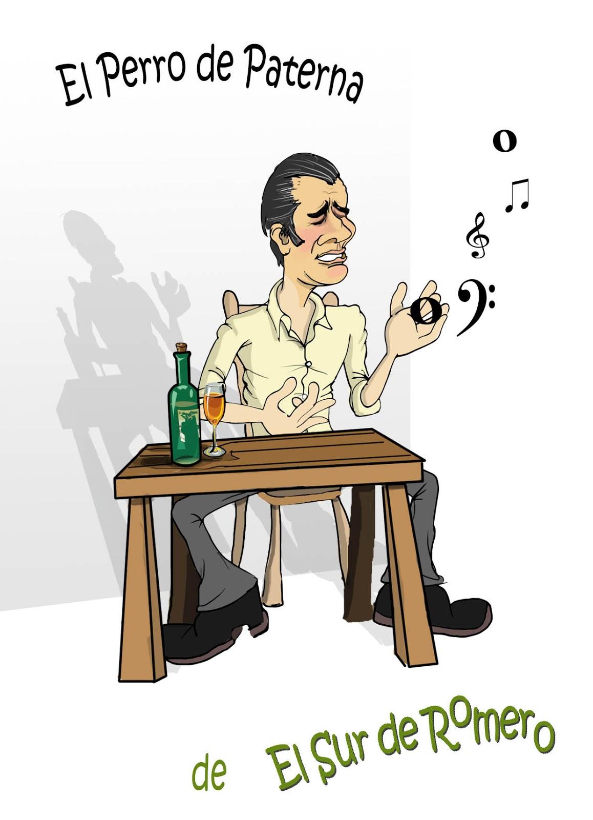 """<img src=""""Perro de Paterna2.jpg"""" alt=""""Cantao flamenco en Cómic""""/>"""