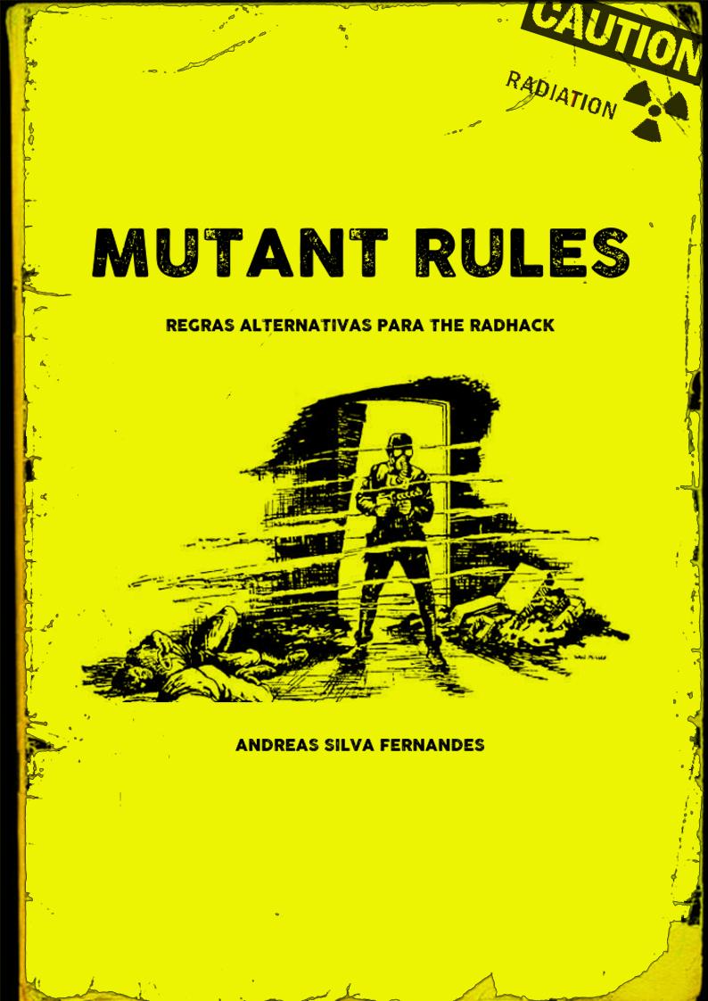 MUTANT RULES