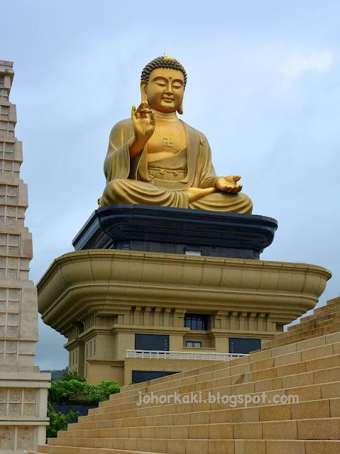 Fo-Guang-Shan-Monastery-Kaohsiung-AirAsia-台灣高雄佛光山
