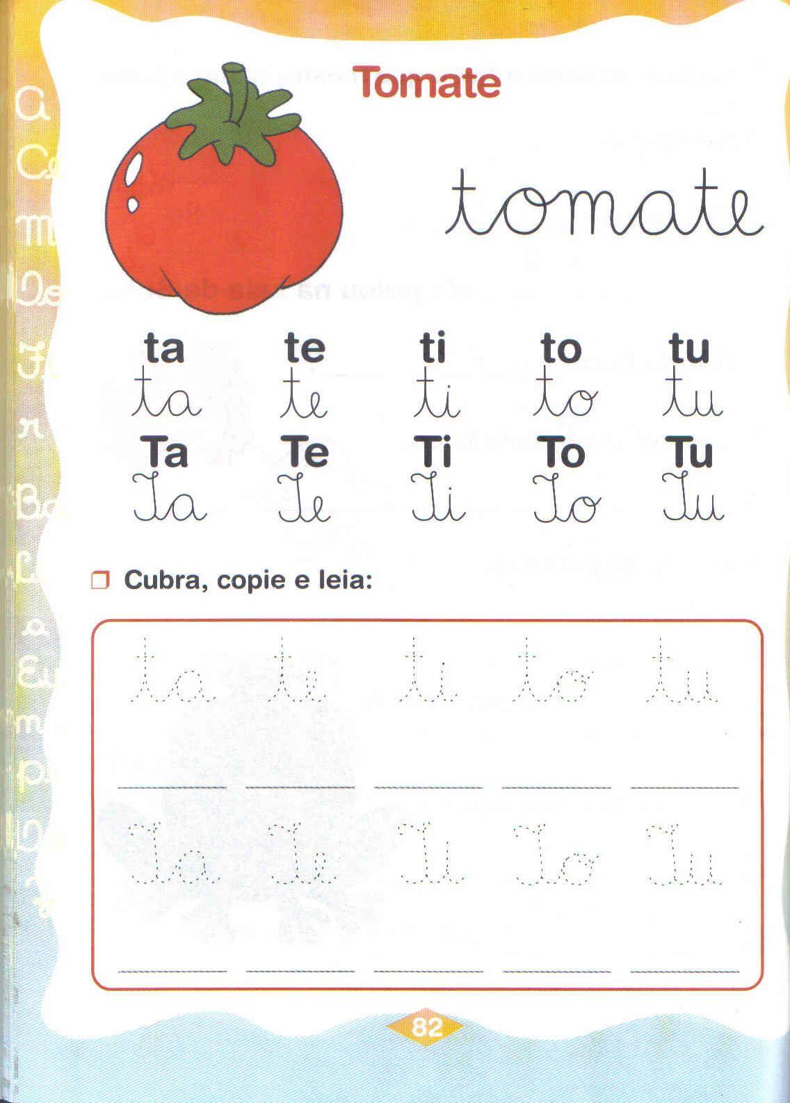 alfabetização e letramento atividades para imprimir