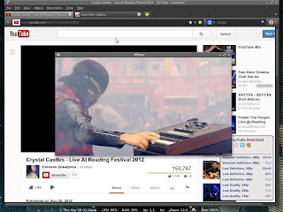 Mplayer and Youtube on Debian