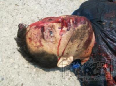 CJNG mutila vivo a un miembro de La Barredora - ElNarcotube