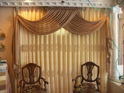 Living Room Interior Design With Curtains Designs, Unique Curtains Designs  For Living Room