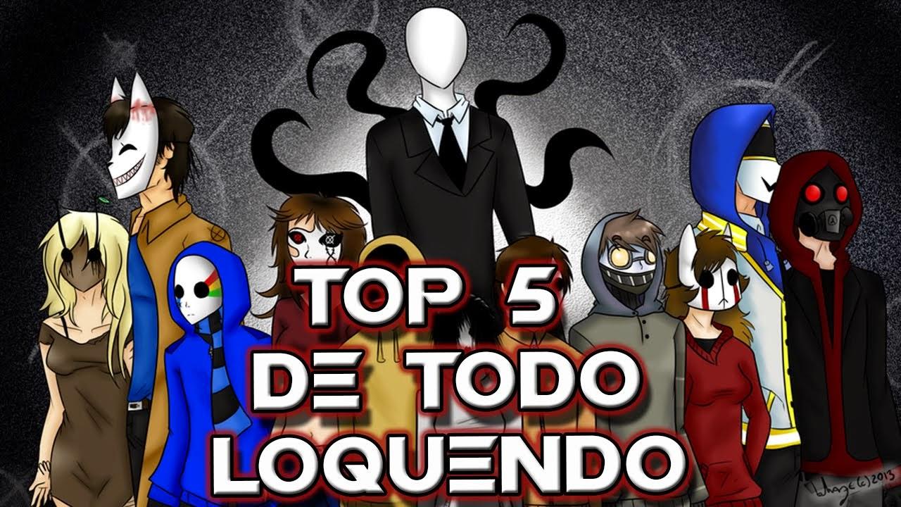 TOP 5 DE TODO LOQUENDO