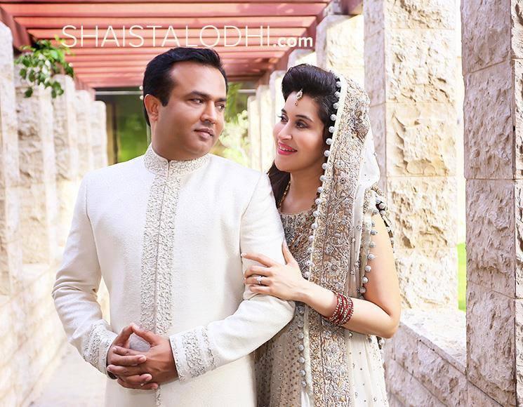Shaista Lodhi Wedding pics 2015