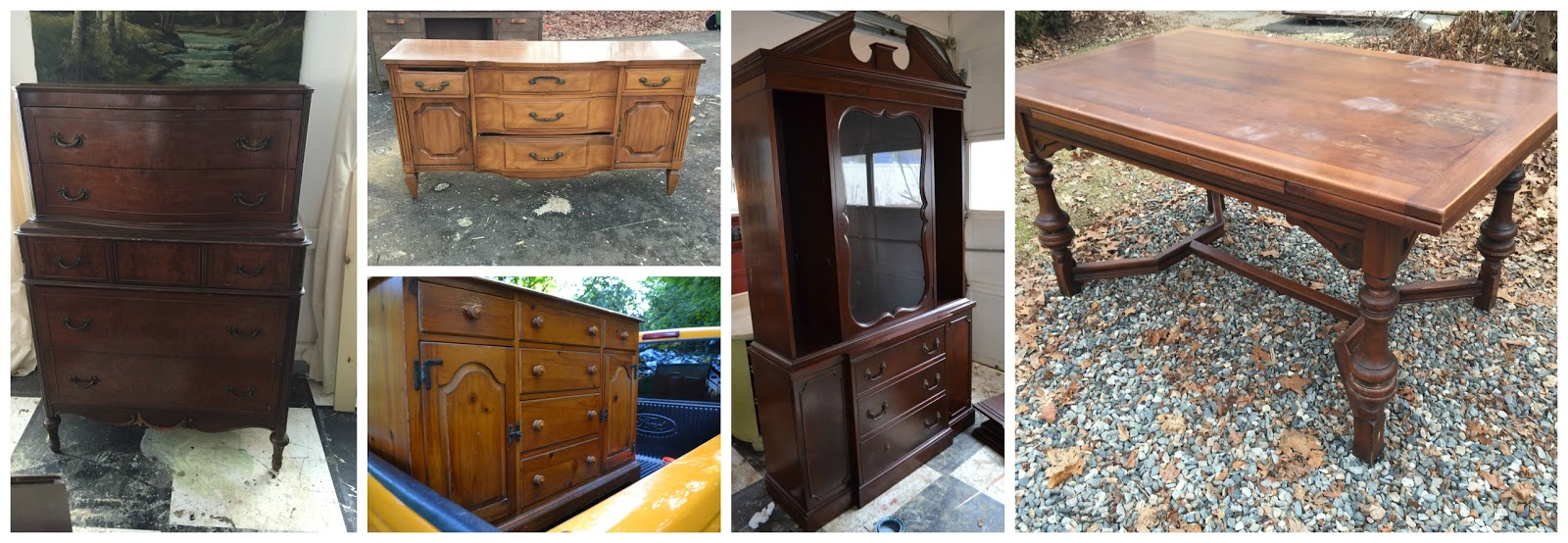 Heir and Space How to Buy Furniture on Craigslist