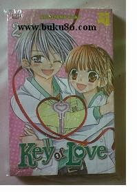 Komik Key Of Love Lengkap