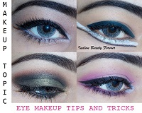 Eye Makeup: Some tips and Tricks