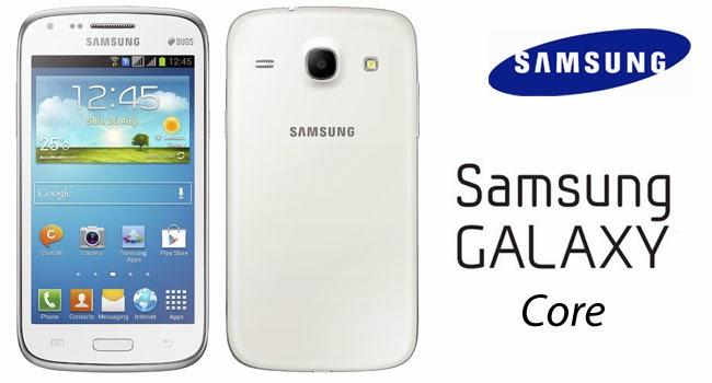dalam kutipan dahulunya dikabarkan kalau harga Hp Samsung Galaxy Core