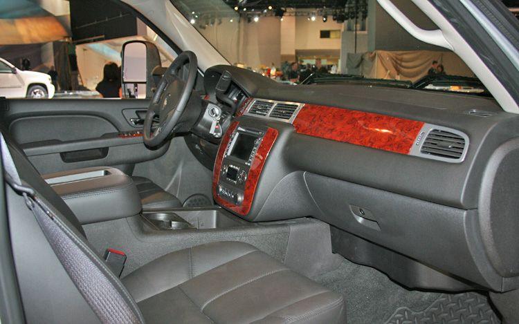 world automotive collection 2011 chevrolet silverado heavy duty. Black Bedroom Furniture Sets. Home Design Ideas