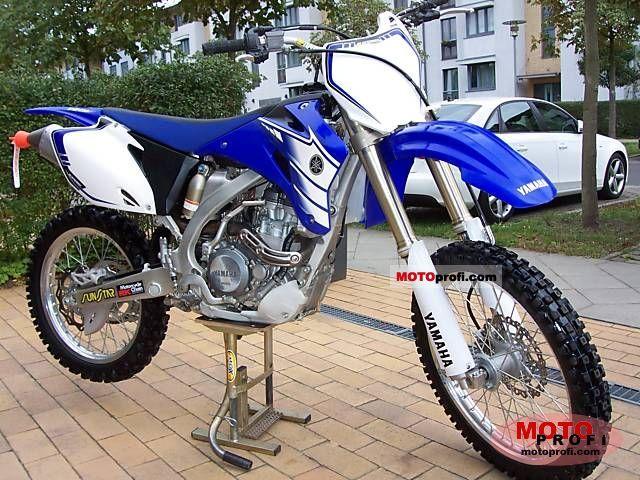 yamaha 250cc dirt bike - photo #8