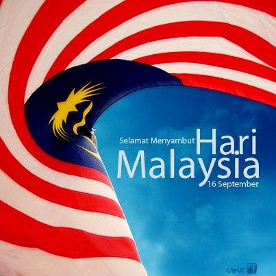 Selamat Hari Malaysia 2015