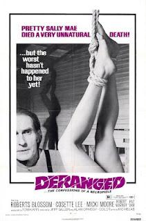 deranged poster