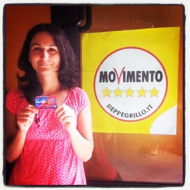 Agata Montesanto - Consigliere portavoce M5S Mascalucia
