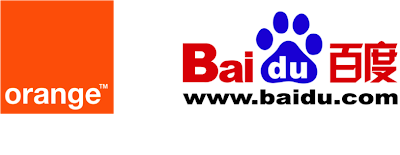 Orange partners Baidu