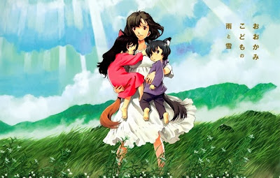 Ookami Kodomo no Ame to Yuki Subtitle Indonesia - Anime 21