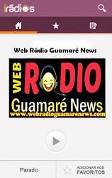 PORTAL DA WEB RADIO GUAMARE NEWS