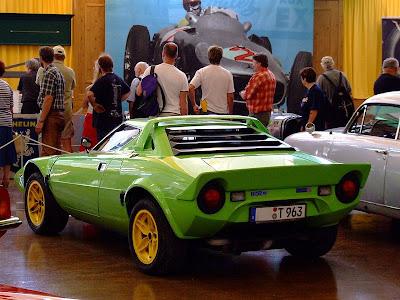 Italian Car Lancia Stratos