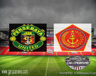 Jadwal Surabaya United VS PS TNI