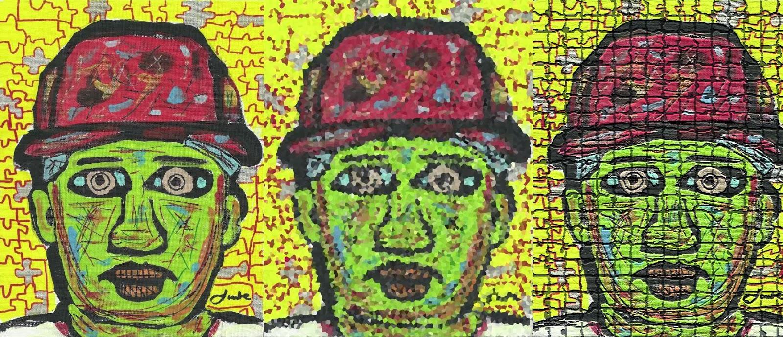 2014 | Justin Lacche | The Right Fielder, The Puzzle Piece