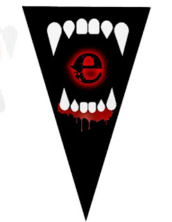 True Blood Party Banner @ Northmans Party Vamps