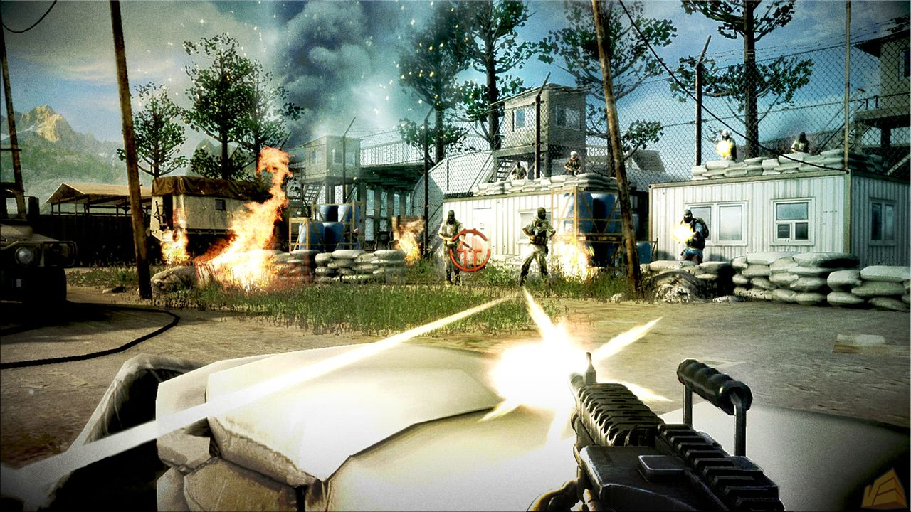 Heavy Fire Afghanistan Highly Compressed PC Game Free Download