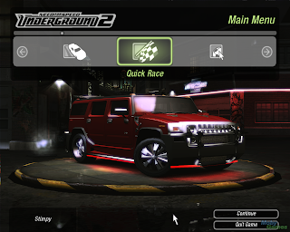 شرح تحميل وتتبيث لعبة need for speed underground 2 مضغوطة بحجم 234MB