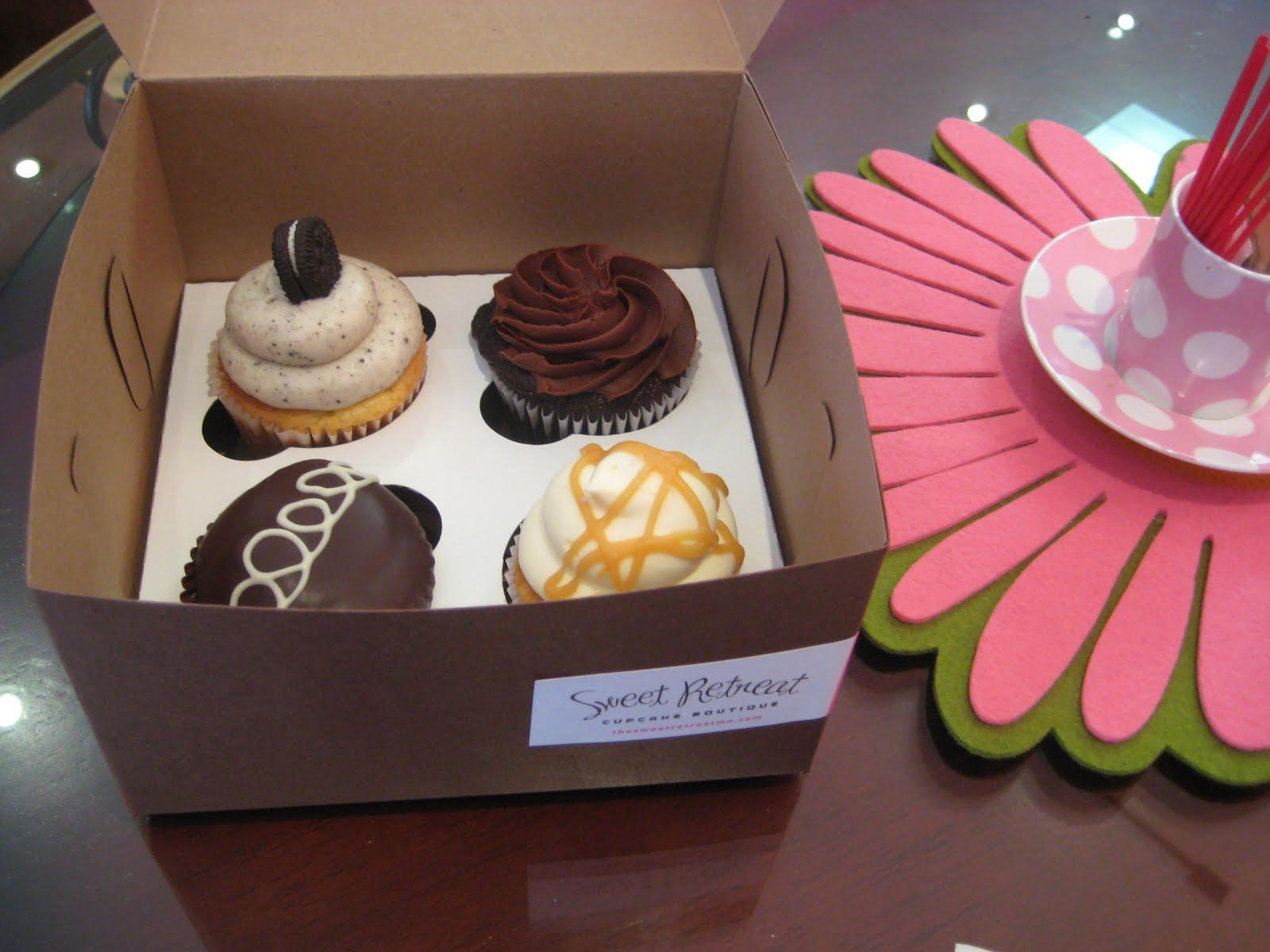 Sweet Retreat Cupcake Boutique in Minneapolis | Sweet ...