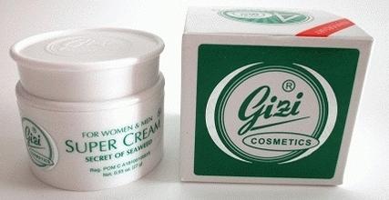 Gizi Super Cream, Krim Aman untuk Kulit Wajah Saya yang ...