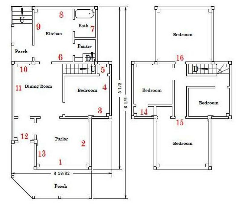 Fireplace Built In Floor PlanBuiltFree Download Home