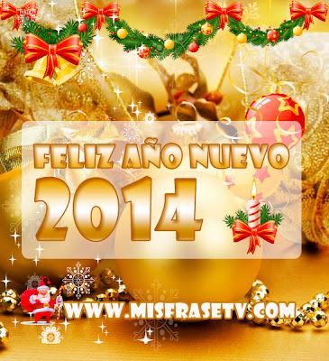 Tarjetas de Ano Nuevo 2014