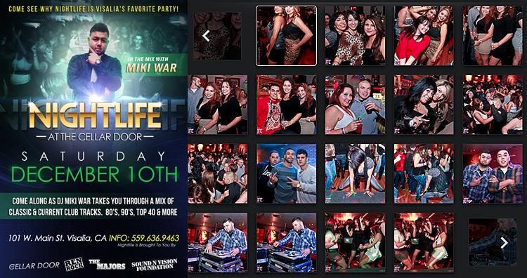 Nightlife Visalias Premier Party 2011