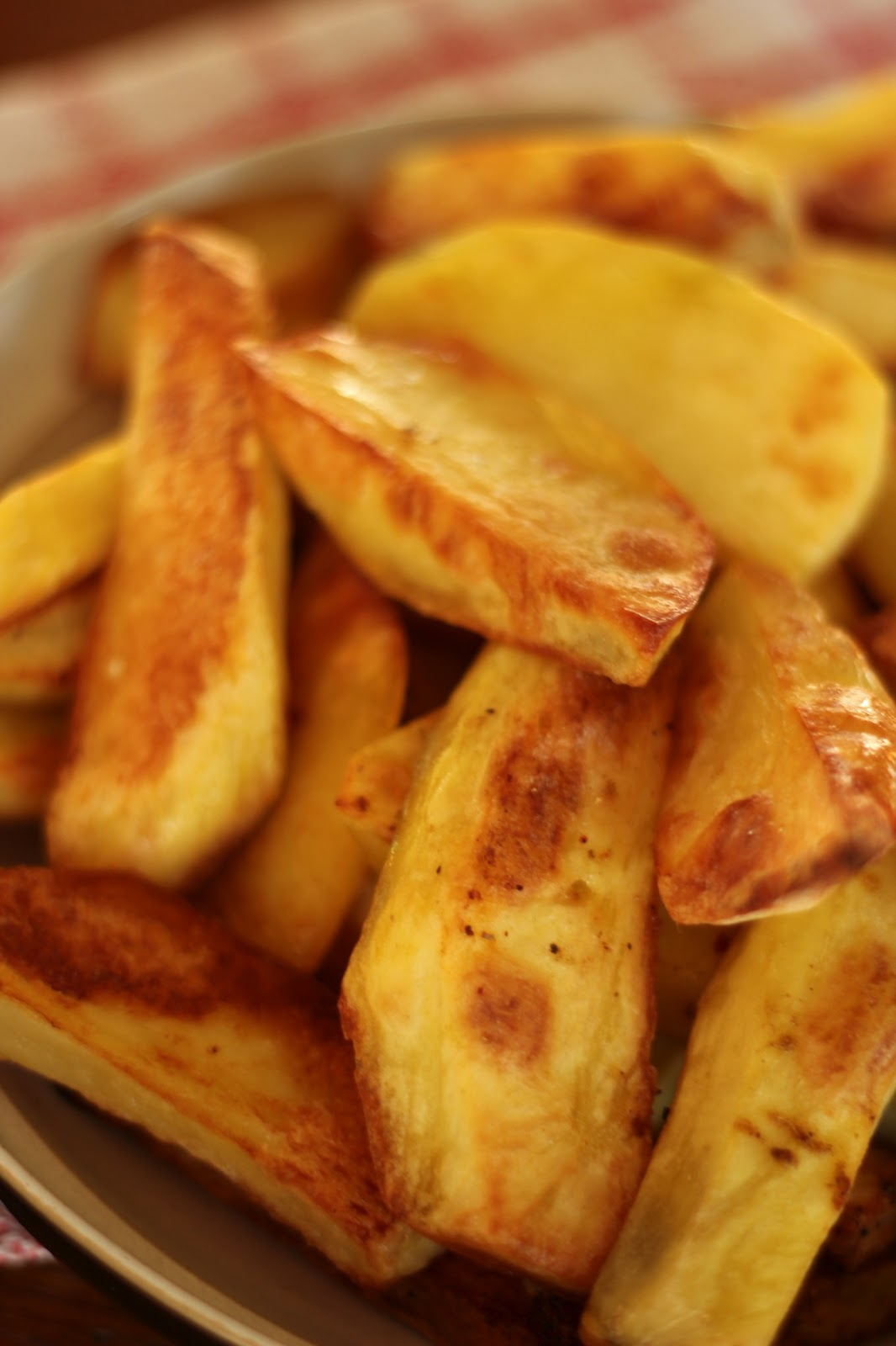 Homemade Potato Wedges - Homemade Potato Wedges Nessa's Family Kitchen
