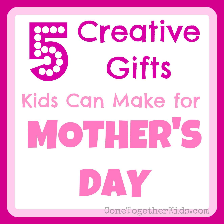 Creative Gift Ideas For Mom - Eskayalitim