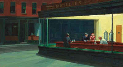 Edward Hopper - Nighthawks,1942