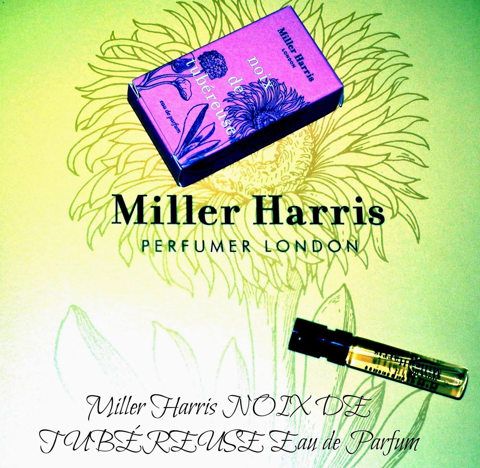Miller Harris NOIX DE TUBÉREUSE Eau de Parfum Reviews