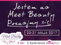 Jestem na Meet Beauty 2017 !