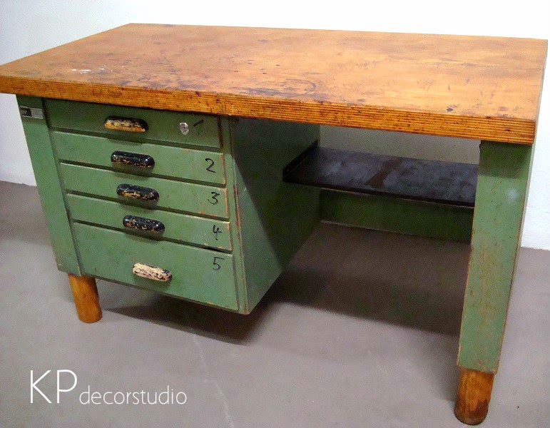 KP Tienda Vintage Online: Muebles estilo industrial Ref. D10