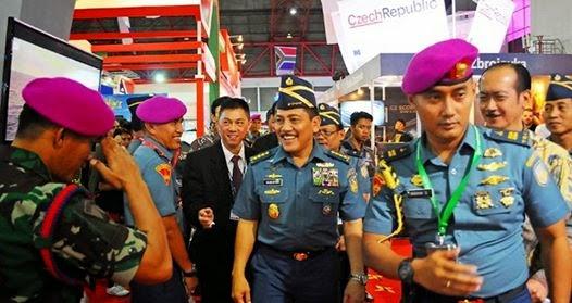 Kasal Laksamana TNI Marsetio