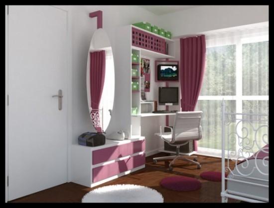 Inspiring-Bedrooms-Design-for-Teenage-Girls-Image-3