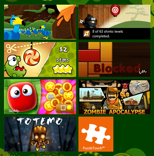 kumpulan game untuk windows 8 terbaru 2013 kumpulan game untuk