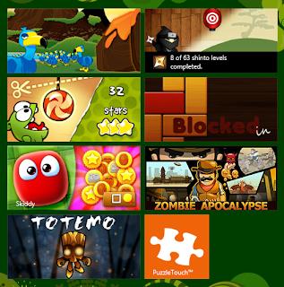 Kumpulan Game Untuk Windows 8 Terbaru 2013