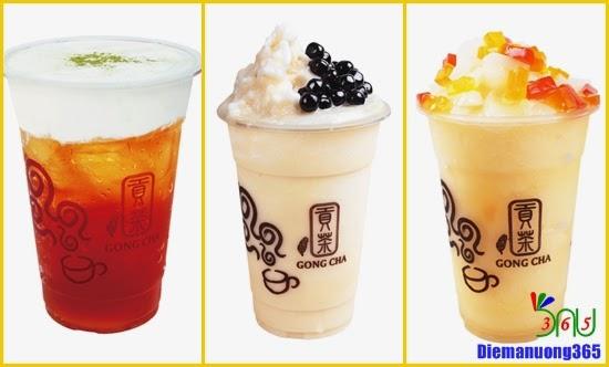 33 thức uống trà sữa ngon tại Gong Cha sẽ khai trương tại TpHCM - 4