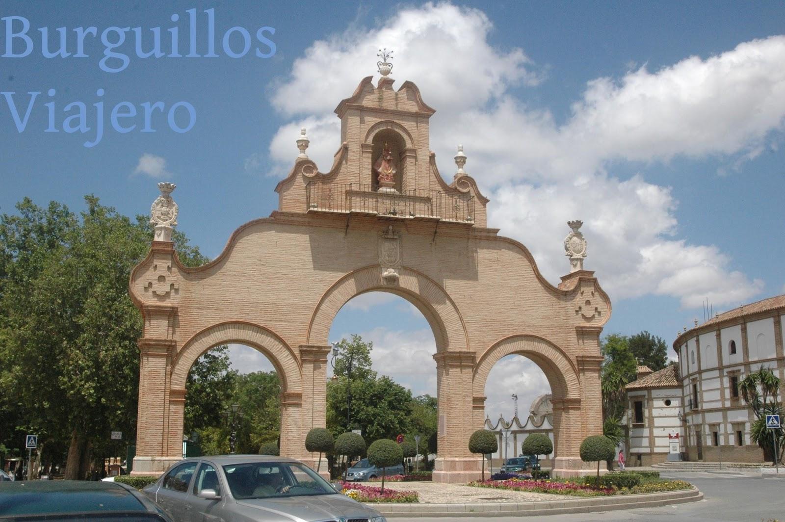 Burguillos viajero ii 544 antequera ii m laga 24 de for Puerta 7 campo de mayo