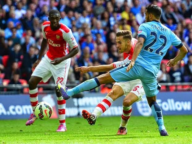 Prediksi Arsenal VS Manchester CIity 13 September 2014