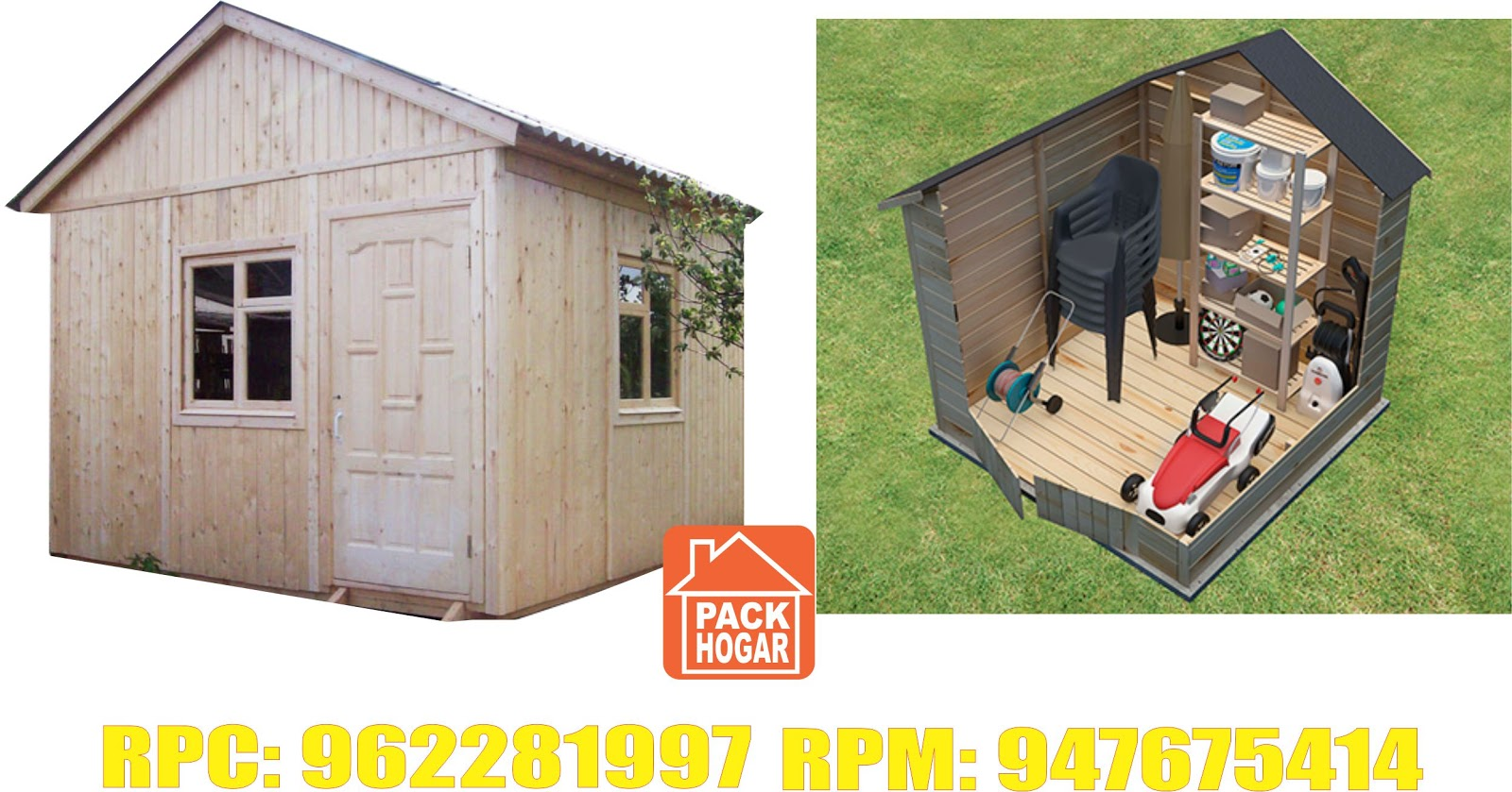 Casas de campo playa de madera prefabricadas for Casas de campo prefabricadas